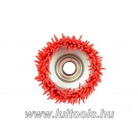 Műanyagszálas fazékkorong 75mm