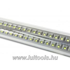 Akkus LED motortér világítás 120 Led 1.2-1.95m